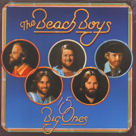 Beach Boys, The - 15 Big Ones