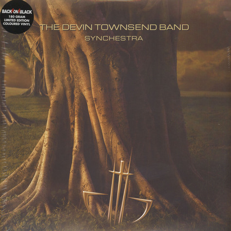 Devin Townsend Band, The - Synchestra Colour Vinyl Edition