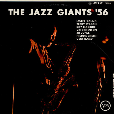Jazz Giants '56, The - The Jazz Giants '56