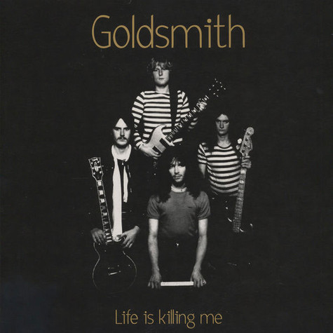 Goldsmith - This Is Killing Me Black Vinyl Edition