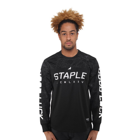 Staple - Staple Tech Jersey Longsleeve