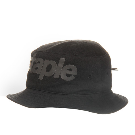 Staple - Stealth Reverse Bucket Hat