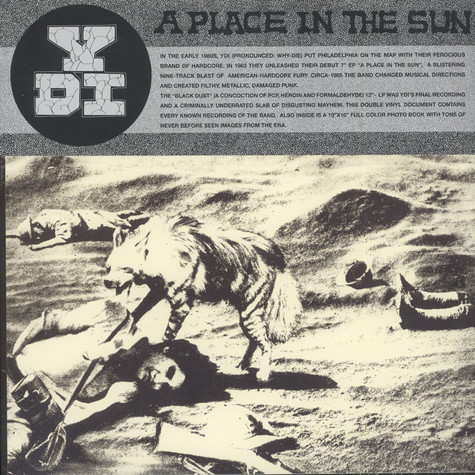 YDI - A Place In The Sun / Black Dust