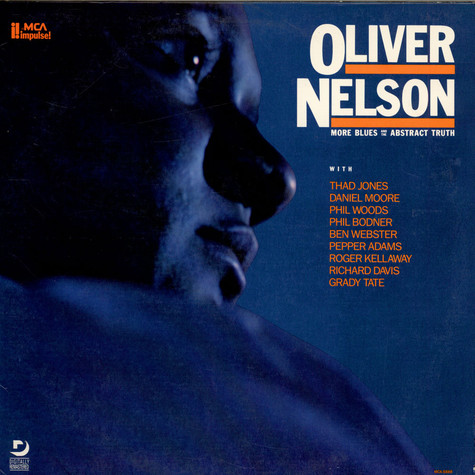 Oliver Nelson - More Blues And The Abstract Truth