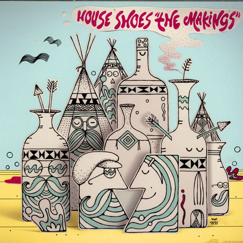Flying Lotus / House Shoes - Do-Over Vol. 1