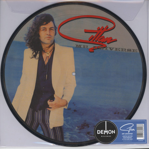Gillan - Mr Universe Picture Disc