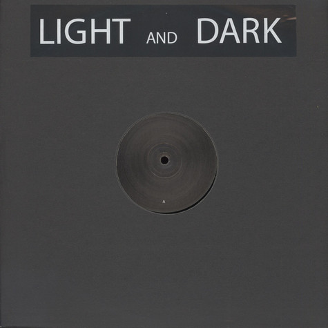 Oliver Ho - Light And Dark Part Eight