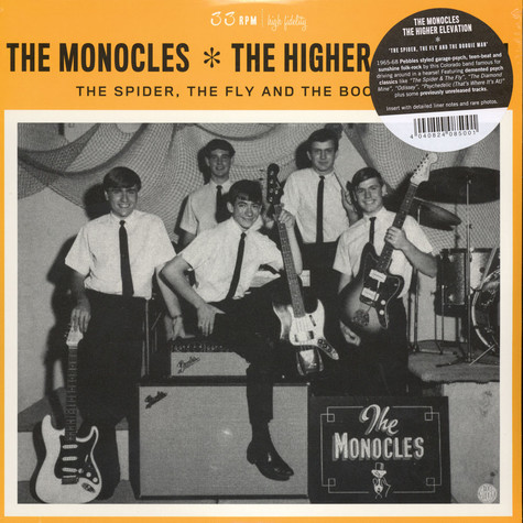 Monocles / The Higher Elevation - The Spider, The Fly & the Boogieman