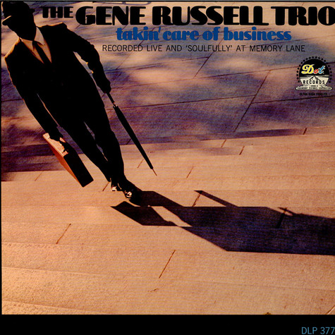 Gene Russell Trio, The - Takin Care Of Business