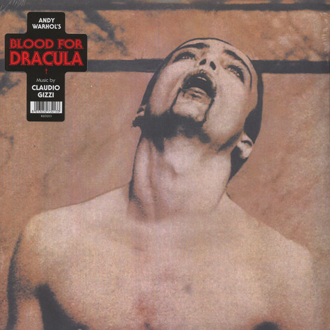 Claudio Gizzi - OST Andy Warhol's Blood For Dracula