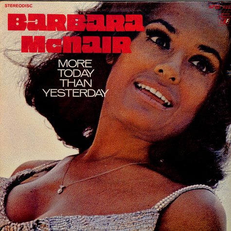 Barbara McNair - More Today Than Yesterday