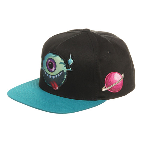 Mishka - Cosmic Keep Watch Snapback Cap