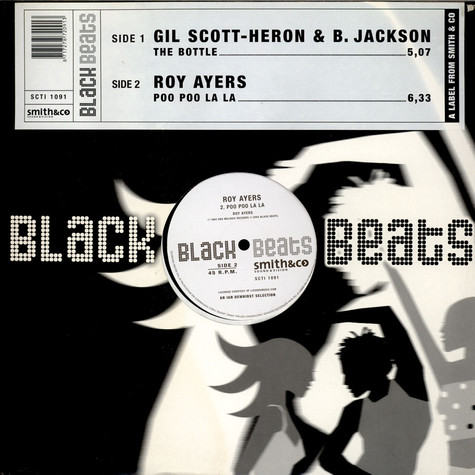 Gil Scott-Heron & Brian Jackson / Roy Ayers - The Bottle / Poo Poo La La
