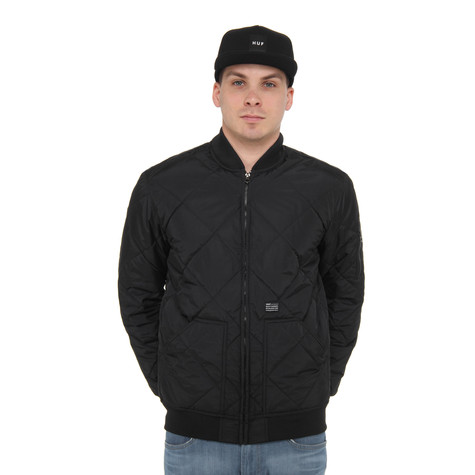 HUF - Baron Quilted Jacket