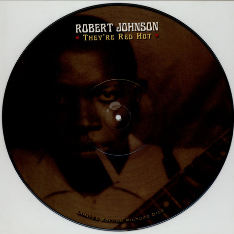 Robert Johnson - They're Red Hot