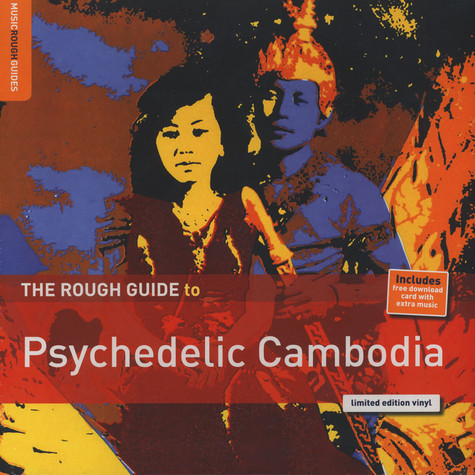 V.A. - Rough Guide To Psychedelic Cambodia