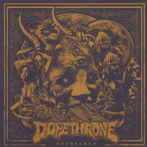 Dopethrone - Hochelaga Black Vinyl Edition