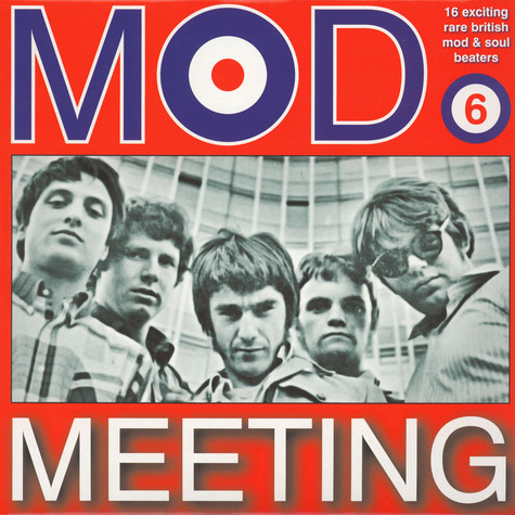 V.A. - Mod Meeting Volume 6