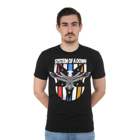 System Of A Down - Eagle Colors T-Shirt