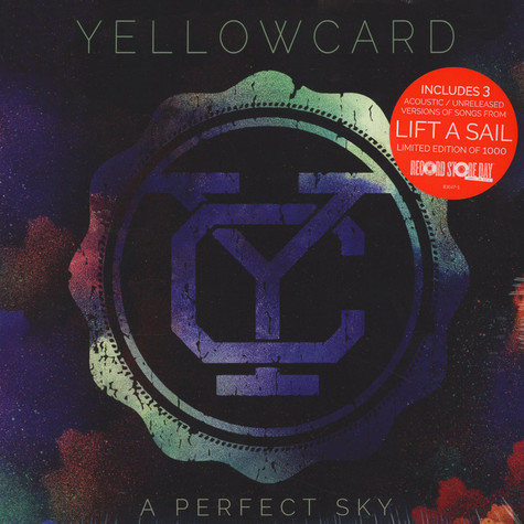 Yellowcard - A Perfect Sky