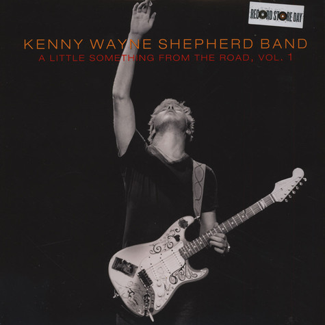 Kenny Wayne Shepherd Band - A Little Something From The Road, Vol. 1