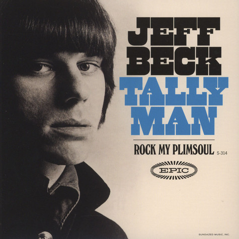 Jeff Beck - Tallyman/Rock My Plimsoul