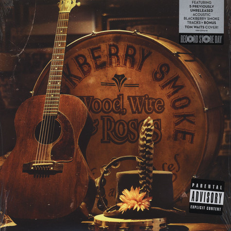 Blackberry Smoke - Wood Wire and Roses