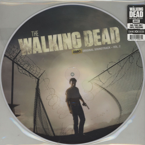 V.A. - AMC's The Walking Dead: Original Soundtrack Vol.2