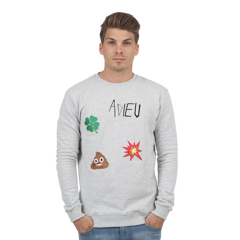 A Question Of - Lucky Sweat Regular Sleeved Sweater