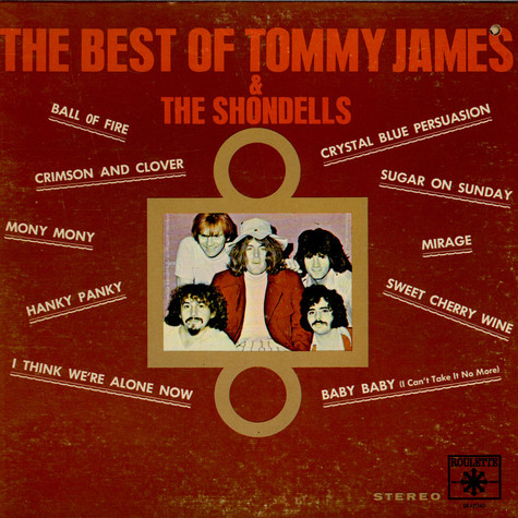 Tommy James & The Shondells - The Best Of Tommy James & The Shondells