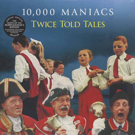 10000 Maniacs - Twice Told Tales