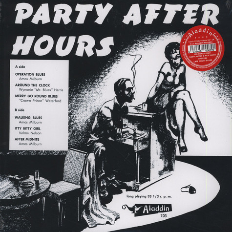 V.A. - Party After Hours