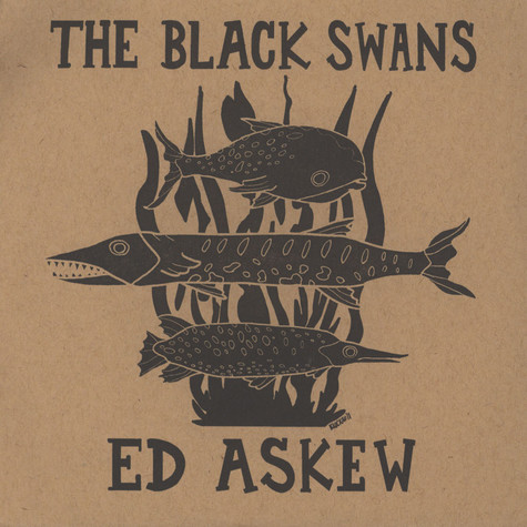Ed Askew / Black Swans,The - Split
