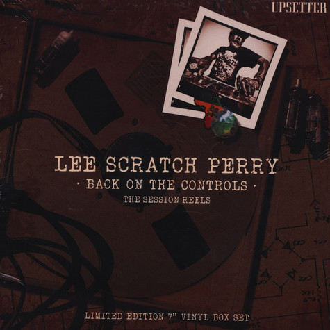 Lee Scratch Perry - Back On The Controls: The Sessions Reels