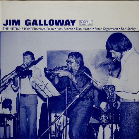 Jim Galloway, Metro Stompers, The - Jim Galloway / The Metro Stompers