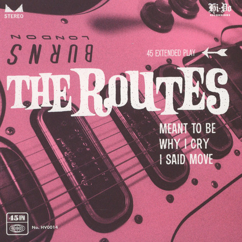 Routes, The - 3-Song EP