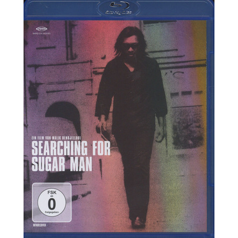 Searching For Sugar Man - The Movie Blu-Ray Disc
