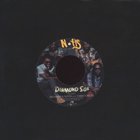 Tarrus Riley & Iba Mahr - Diamond Sox Remix