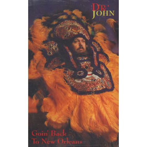 Dr. John - Goin' Back To New Orleans