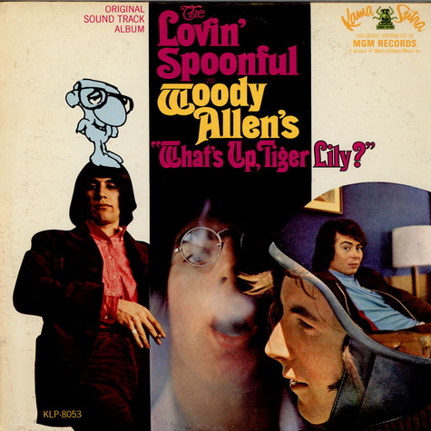 "Lovin' Spoonful, The - In Woody Allen's ""What's Up, Tiger Lily?"""