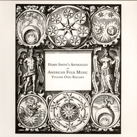 Harry Smith - Harry Smith's Anthology Of American Folk Music Volume One: Ballads