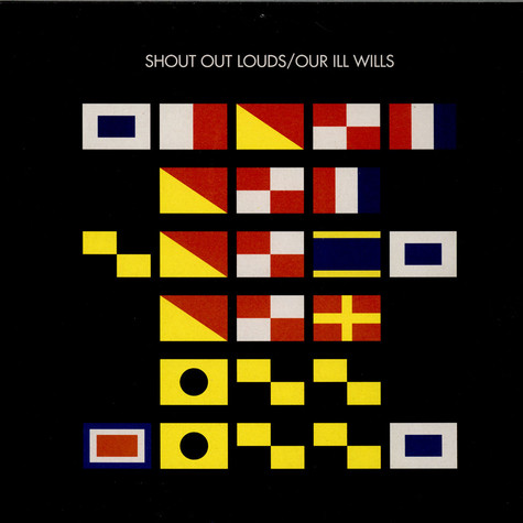Shout Out Louds - Our Ill Wills