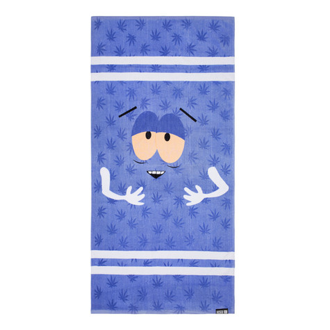 HUF x South Park - Towelie x HUF Plantlife Towel