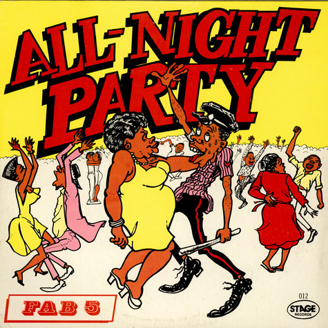 Fabulous Five Inc. - All-Night Party