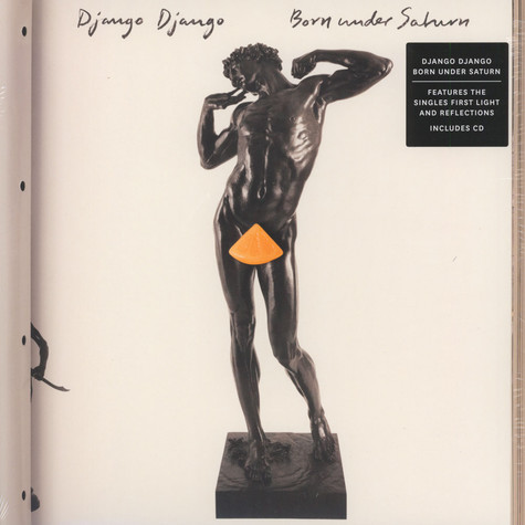Django Django - Born Under Saturn