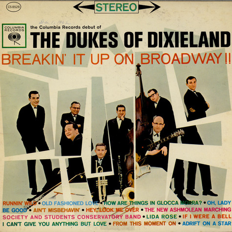 Dukes Of Dixieland, The - Breakin' It Up On Broadway