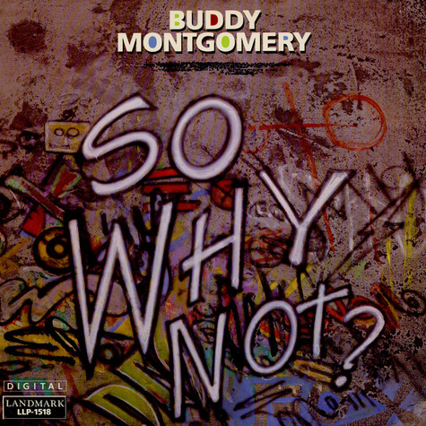 Buddy Montgomery - So Why Not?