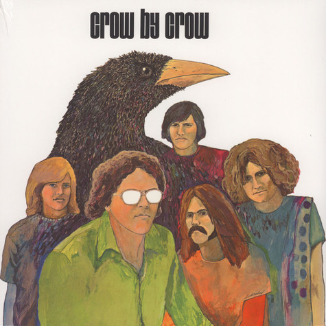 Crow - Crow By Crow Black Vinyl Edition