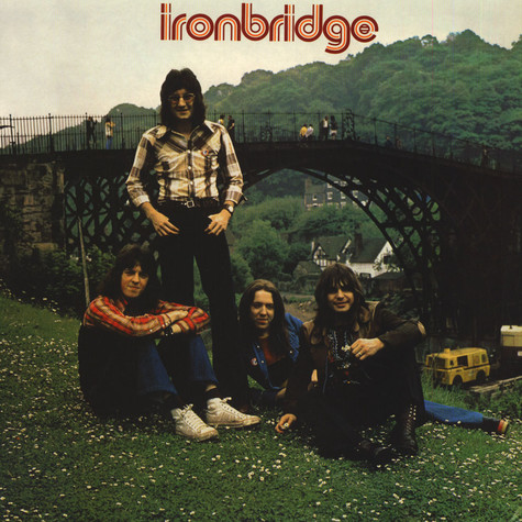 Ironbridge - Ironbridge Colored Vinyl Edition