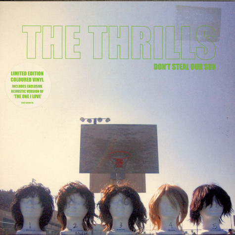 Thrills, The - Don't Steal Our Sun